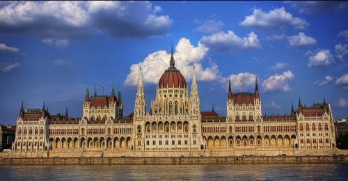 Parlament of Hungary, Budapest